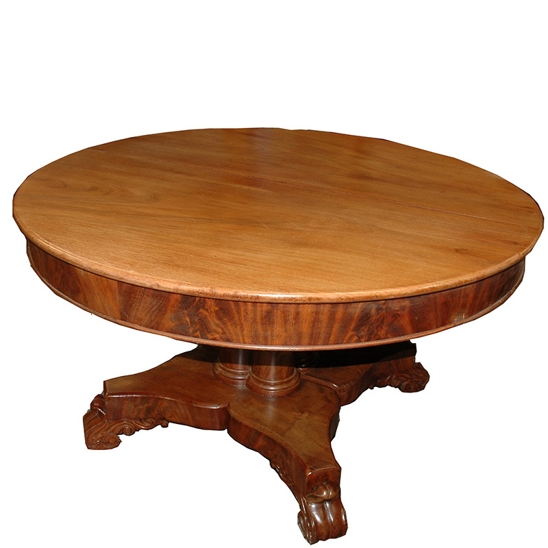 solid mahoghany table for sale in Plainfield, NJ